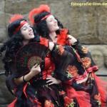 Flamencotanzgruppe