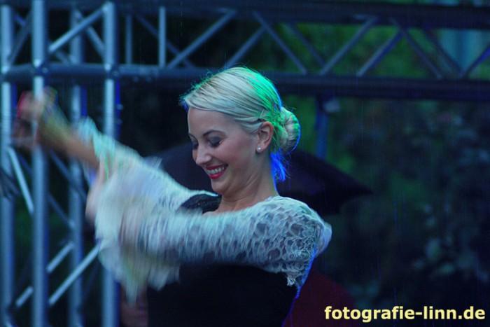 Flamenco-Show Museumsuferfest