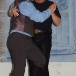 Spaß beim Tango