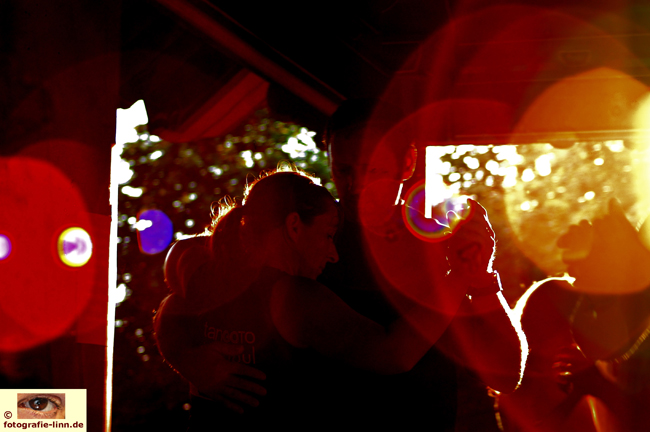 Tango romantisch