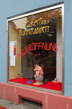 Leo Pinkerton's Kunstkabinett