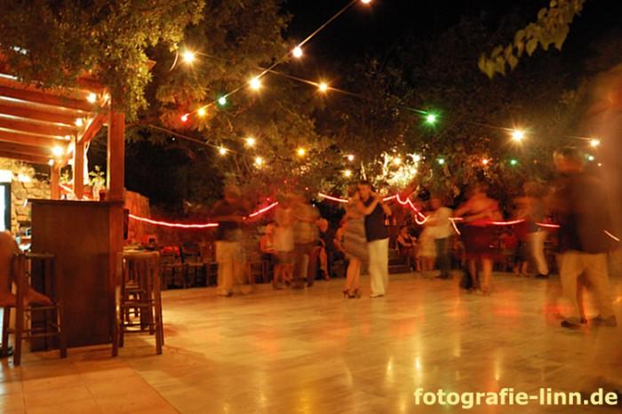 Tango bei Nacht