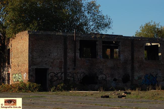 verfallenes Nebengebäude