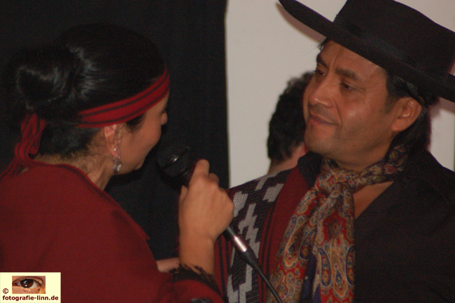 Fabiana Jarma & Julio Gordillo