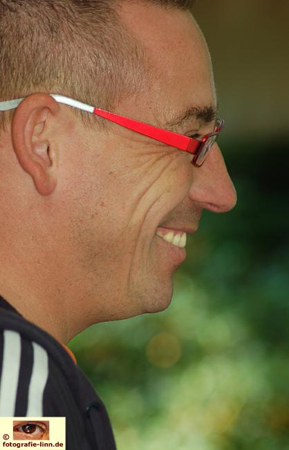 Portrait im Profil