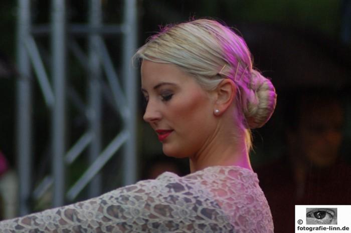 Flamenco im Regen 3