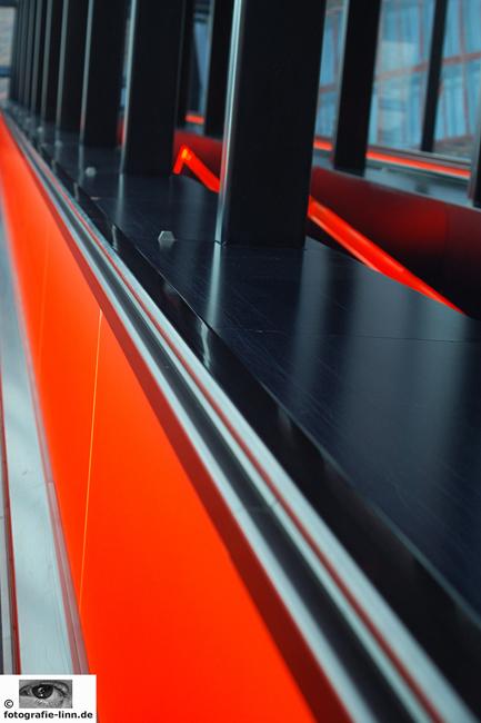 Rolltreppe Detail