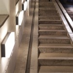 Treppe Parkhaus