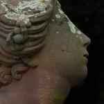 Skulptur im Bolongarogarten