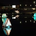 Licht-Parcours