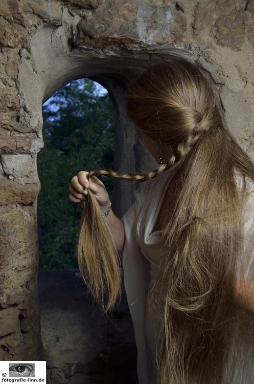 Rapunzel Haare