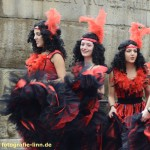 Cancan Tänzerinnen