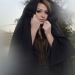 schwarze Witwe