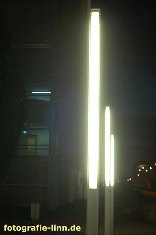 Lichtstangen Heinz-Raspe-Platz
