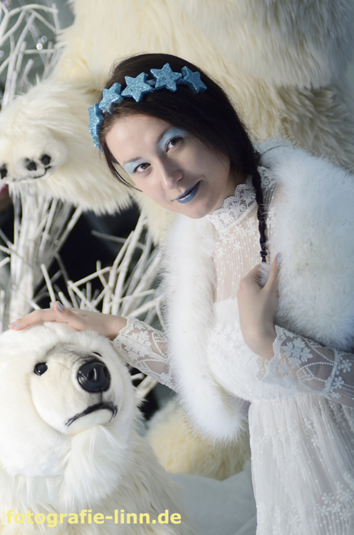 Die Eisprinzessin und der Bär