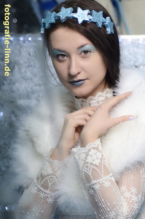 Portrait Eisprinzessin
