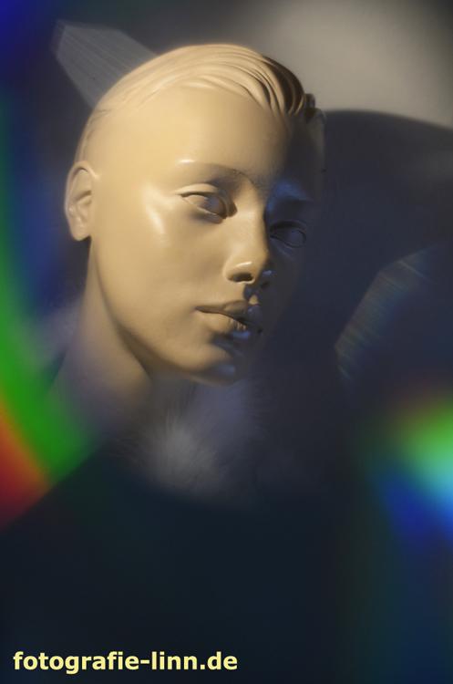 Farbeffekt duch CD