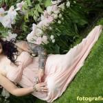 Tulpen und Pfingstrosen