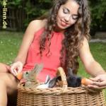 Kaninchenfütterung 2