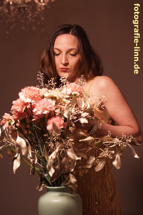 1920er Blumenstrauß