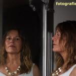 vor dem silbernen Spiegel