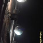 Drei Lichtkugeln