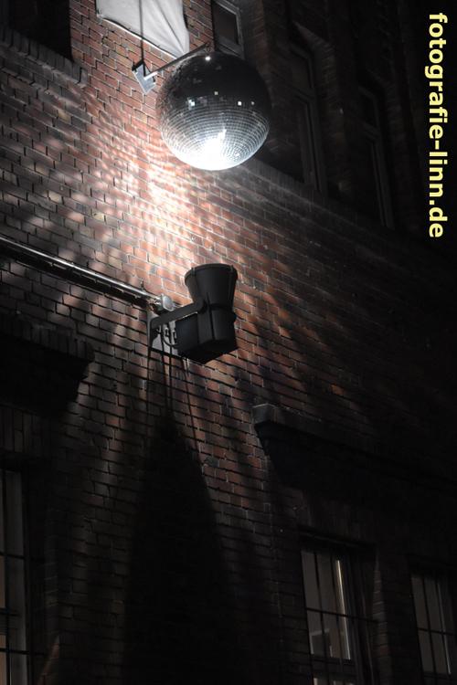 Effekt Lichtkugel