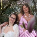Frühling in rosa und weiß