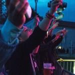 Publikum bei der Rocknacht