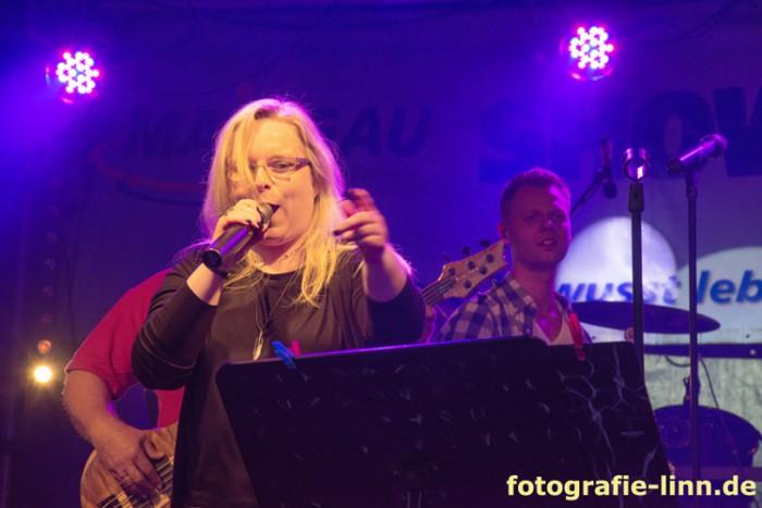 Sängerin von Roxone
