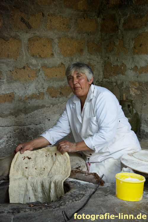 Die Bäckerin