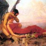 Gemälde Morpheus und Iris