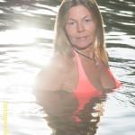 Sonnenlicht auf dem Wasser