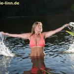 Lebensfreude im Wasser