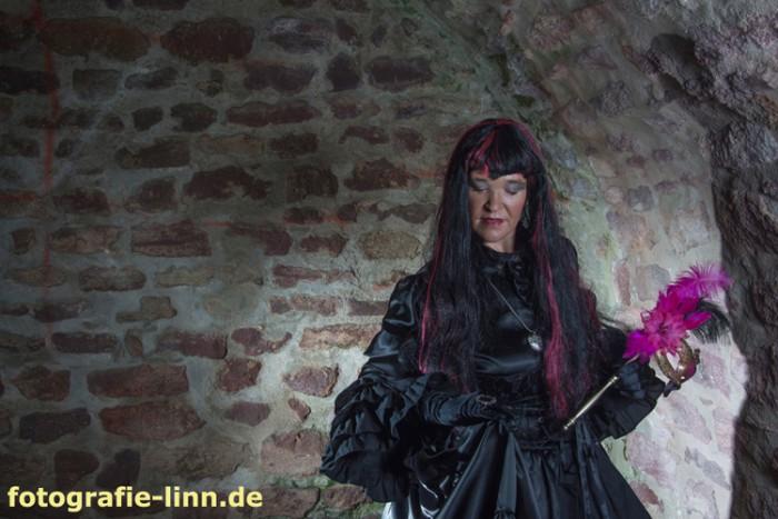 gothic in der Burg