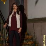 Kirchhoftreppe mit Herbstlaub