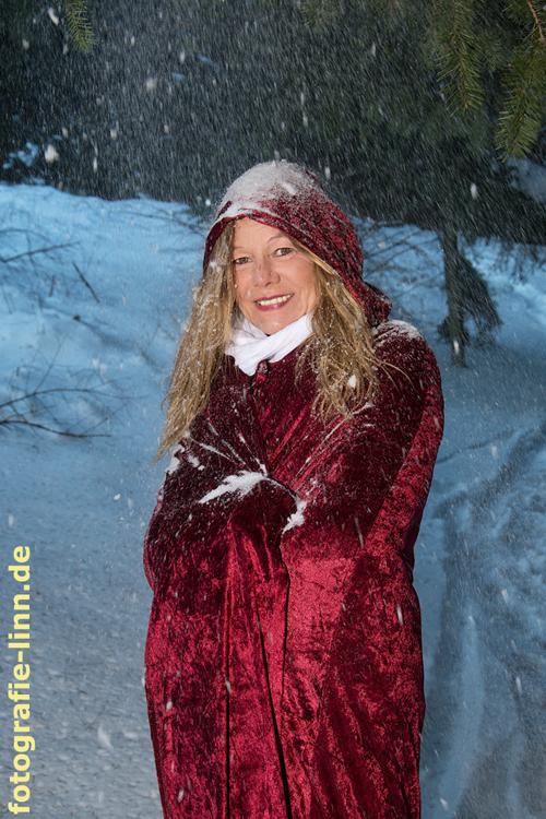 Schnee macht gute Laune!!