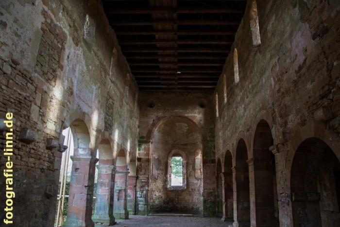 romanische Pfeilerbasilka