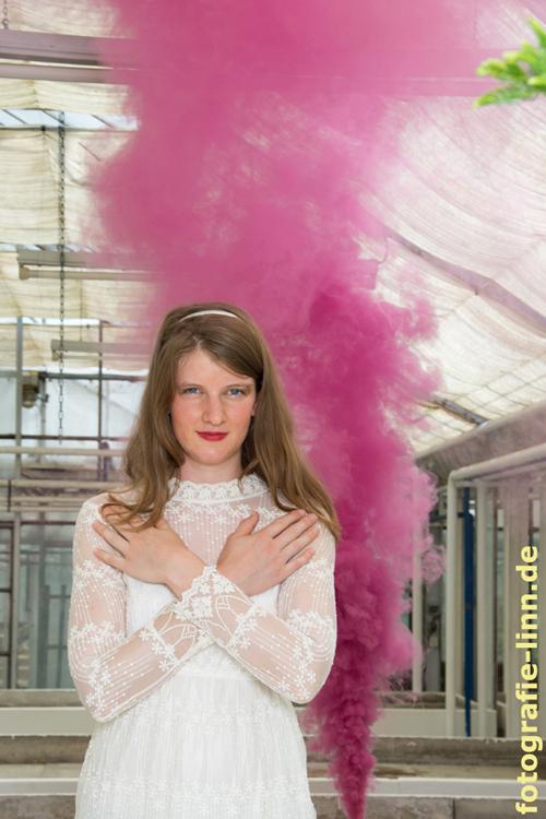 princess & purple smoke