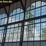 Fenster in der Maschinenhalle