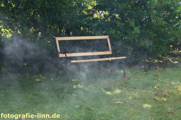 Dampf-Effekt outdoor