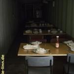 Speisesaal im Bunker